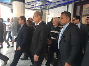sherif ismail prime minister - Mortada Mansour - zamalek
