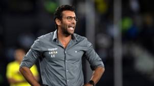 Alberto Valentim Botafogo Audax Italiano Copa Sudamericana 09052018