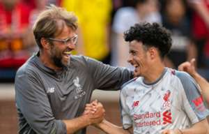 Curtis Jones Jurgen Klopp Liverpool
