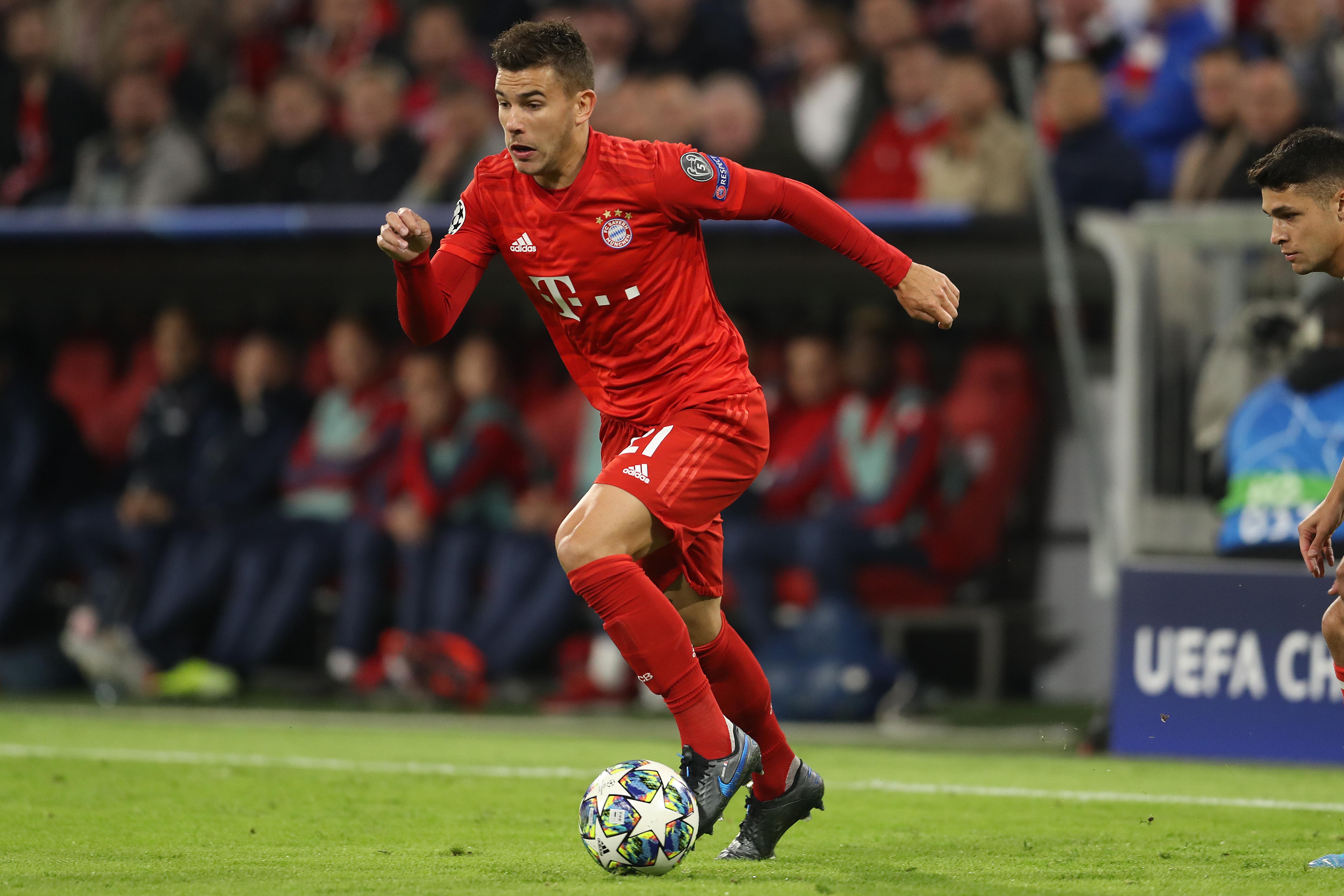 Bayern - Lucas Hernandez de retour à l'entraînement