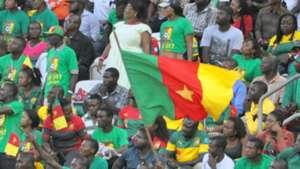 Cameroon fans