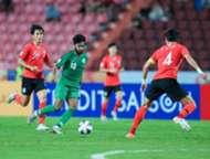 السعودية - كوريا