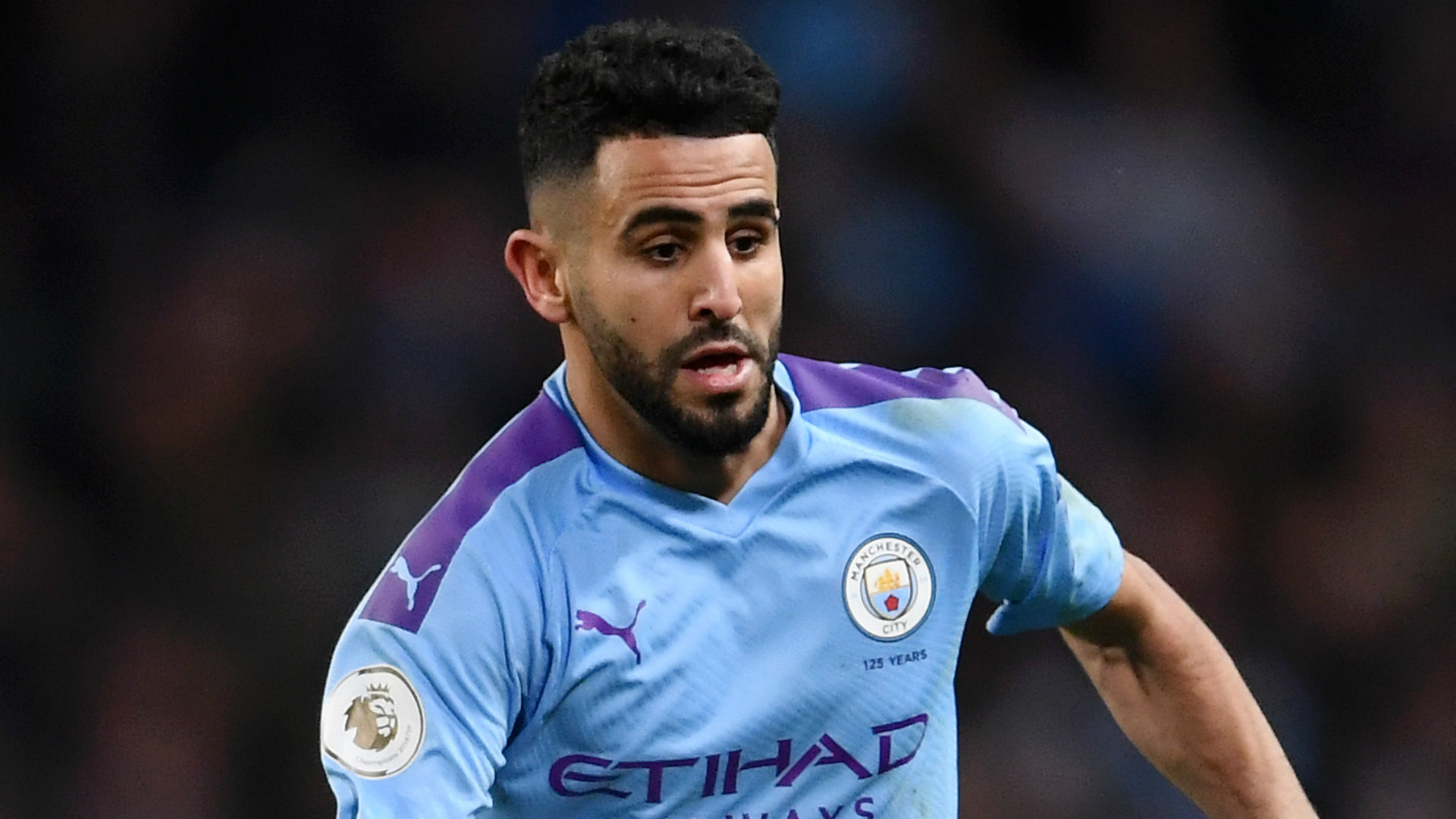 Coronavirus: Manchester City star Mahrez sends warning message