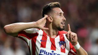 Hector Herrera Atletico Madrid 2019-20