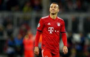Thiago FC Bayern FC Liverpool