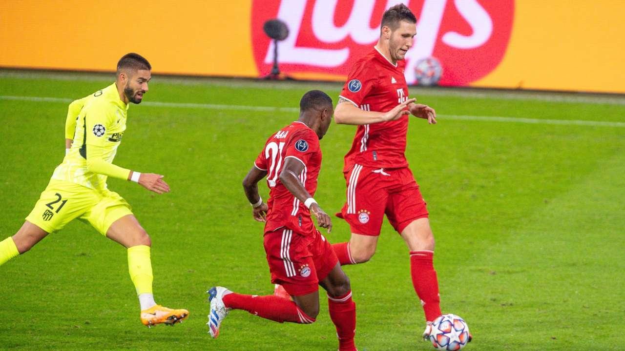Bayern München Gegen Atletico Madrid 2021