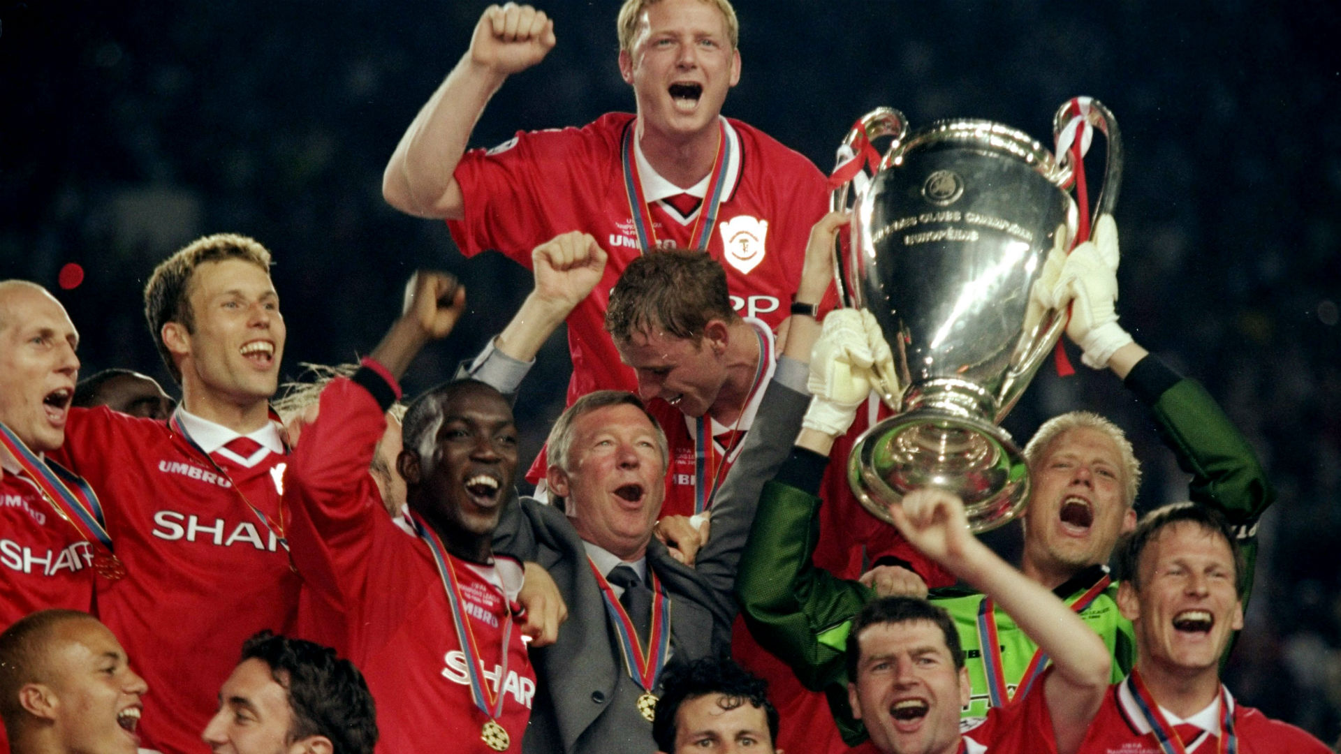Manchester United 1999 Champions League