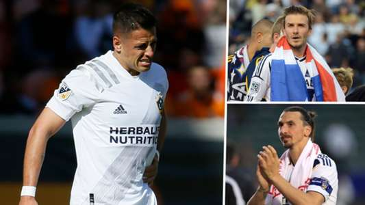 Flop Chicharito failing to live up to Beckham and Zlatan for struggling LA Galaxy | Goal.com