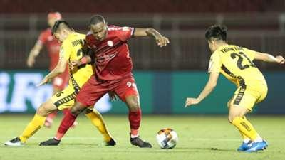 Joel Vinicius Ho Chi Minh City vs Hai Phong V.League 2019