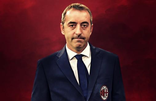 Marco Giampaolo Milan