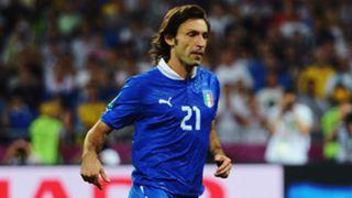 Andrea Pirlo Italy Euro 2012