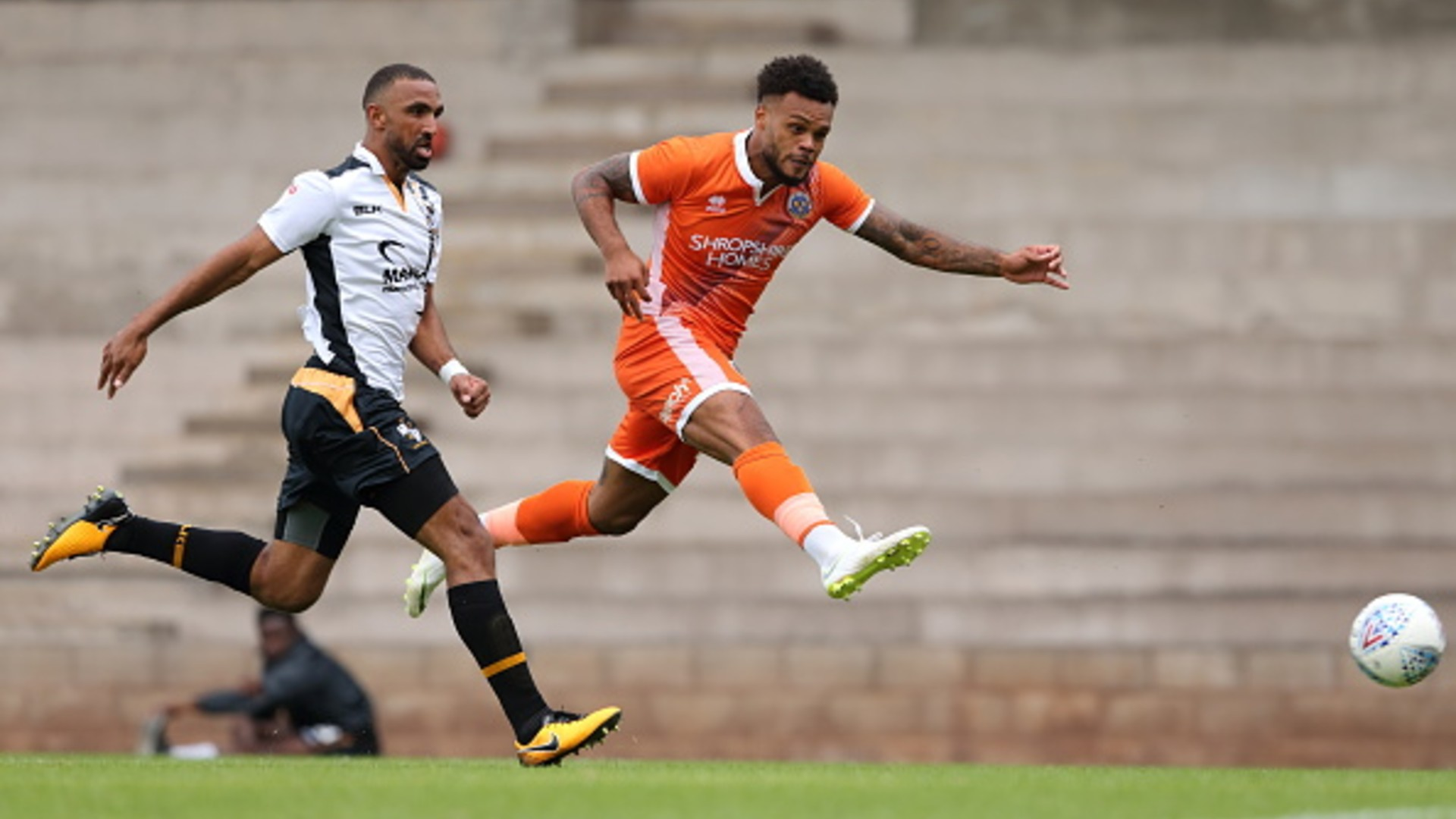 East Bengal: A look into the career of Welsh forward Aaron Amadi-Holloway
