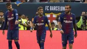 Neymar Gerard Pique Barcelona ICC