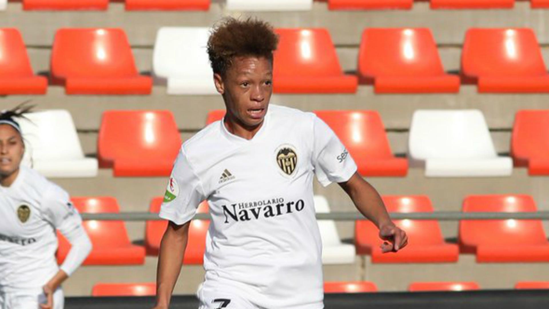 Zenatha Coleman: Namibia striker joins Nigeria's Toni Payne at Sevilla
