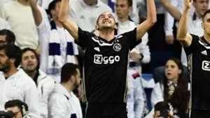 Hakim Ziyech Ajax 2018-19