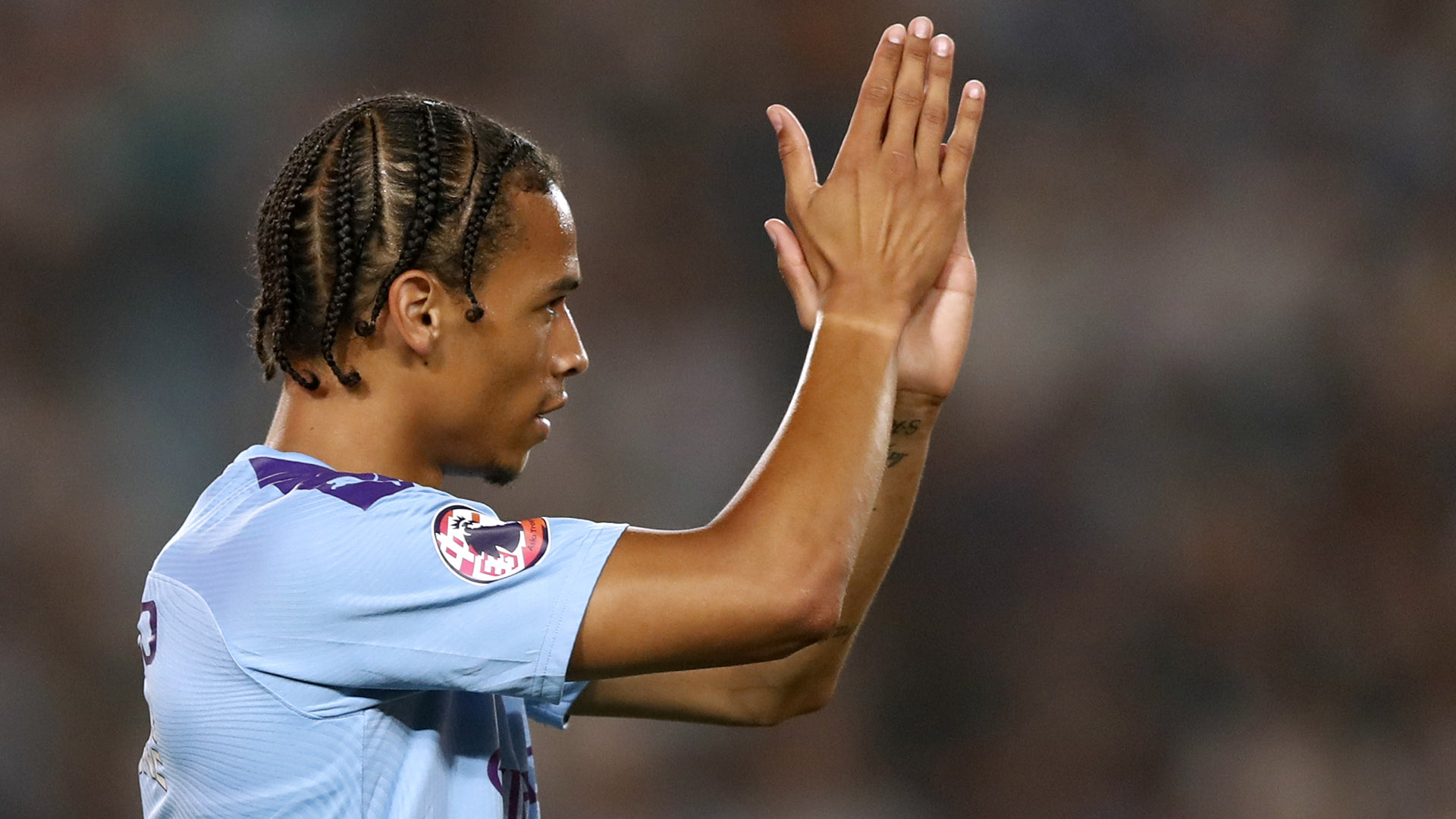 Guardiola: Sane should be back in training with Man City by next week