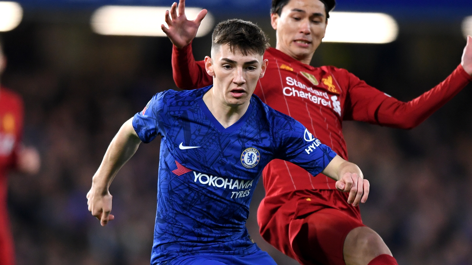 Chelsea starlet Gilmour compared to France legend by ex-Scotland boss McLeish