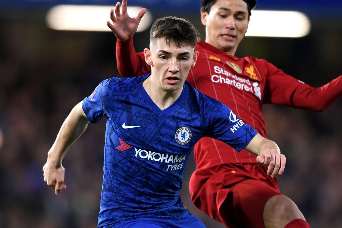 Billy Gilmour produces timely midfield masterclass amid Chelsea ...