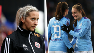 Carla Ward Manchester City Women split