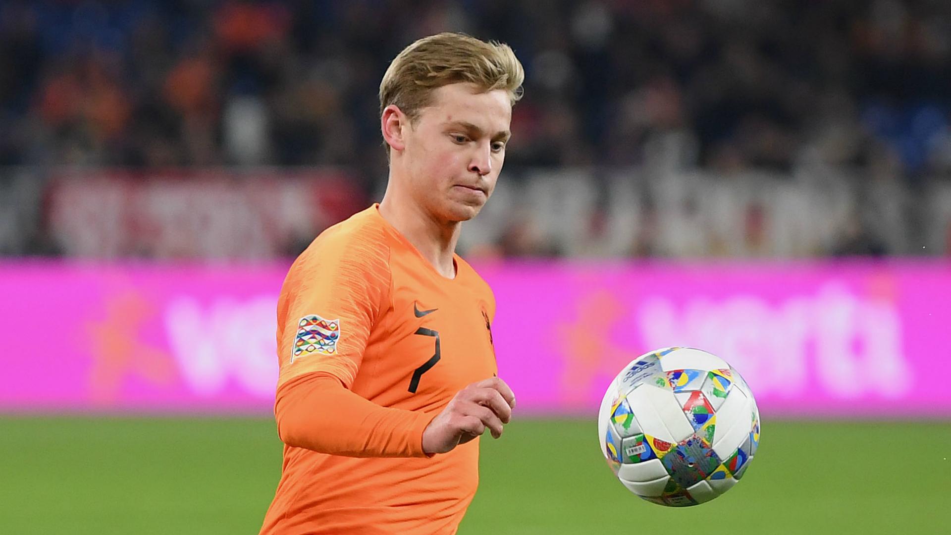 Frenkie de Jong Netherlands