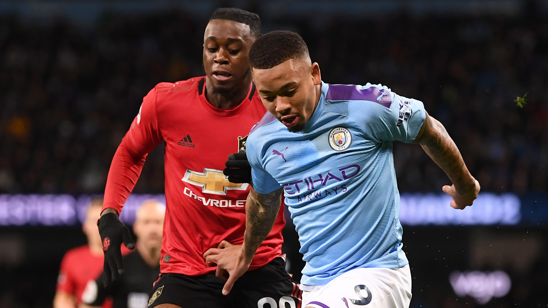 'Manchester United improvement is clear' – Wan-Bissaka sees more to come from him and Red Devils