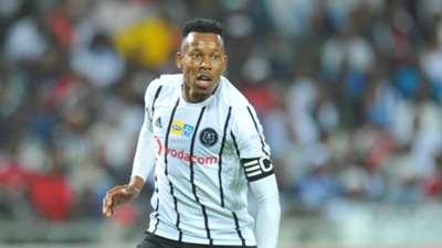 Happy Jele of Orlando Pirates, August 2019