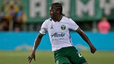 Diego Chara MLS Portland Timbers 09082018