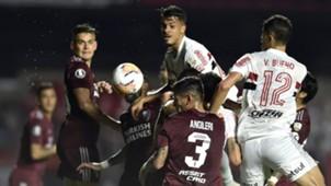 São Paulo River Plate Libertadores 17 09 2020