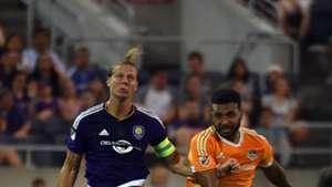 Brek Shea Orlando City Giles Barnes Houston Dynamo MLS 060816