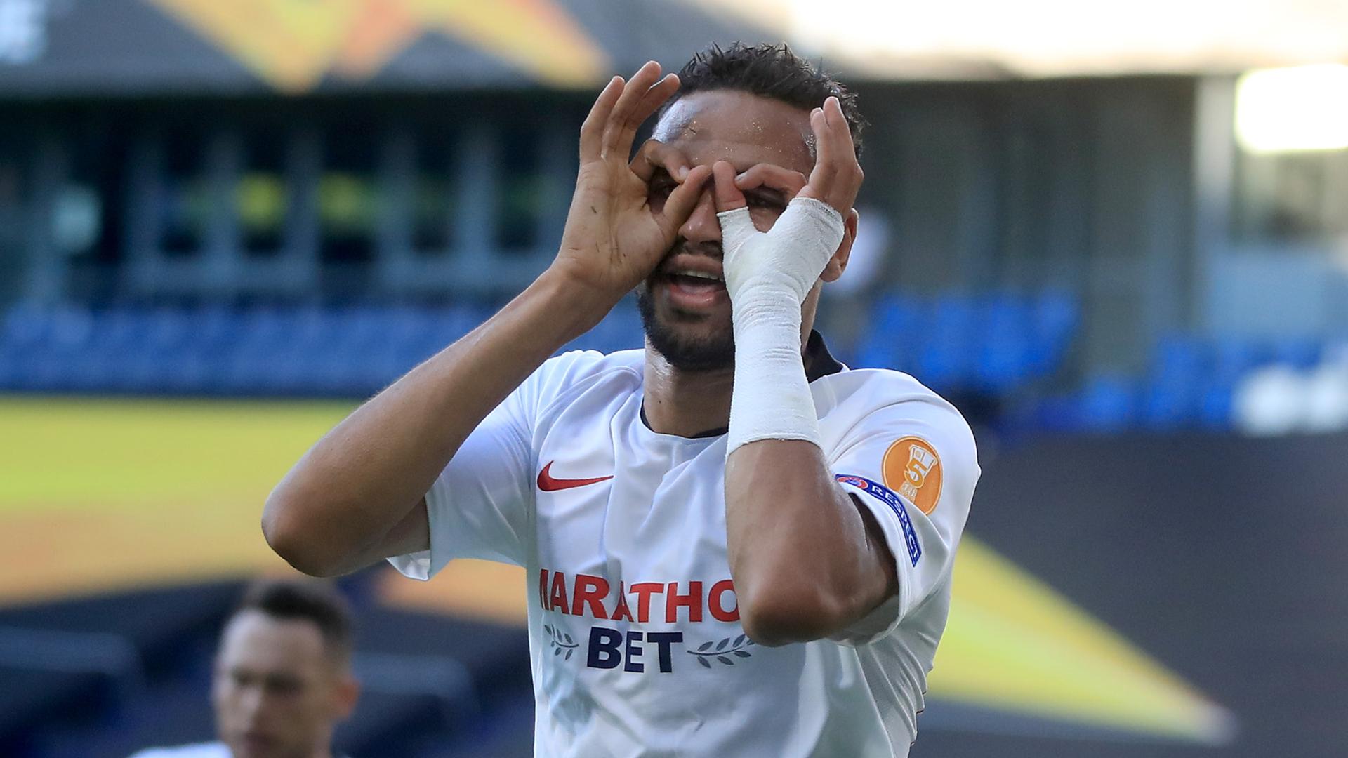 En-Nesyri scores as Sevilla dump AS Roma out of Europa League