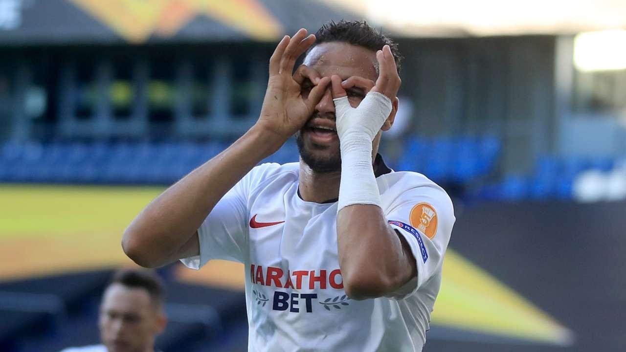 Youssef En-Nesyri Sevilla 2019-20