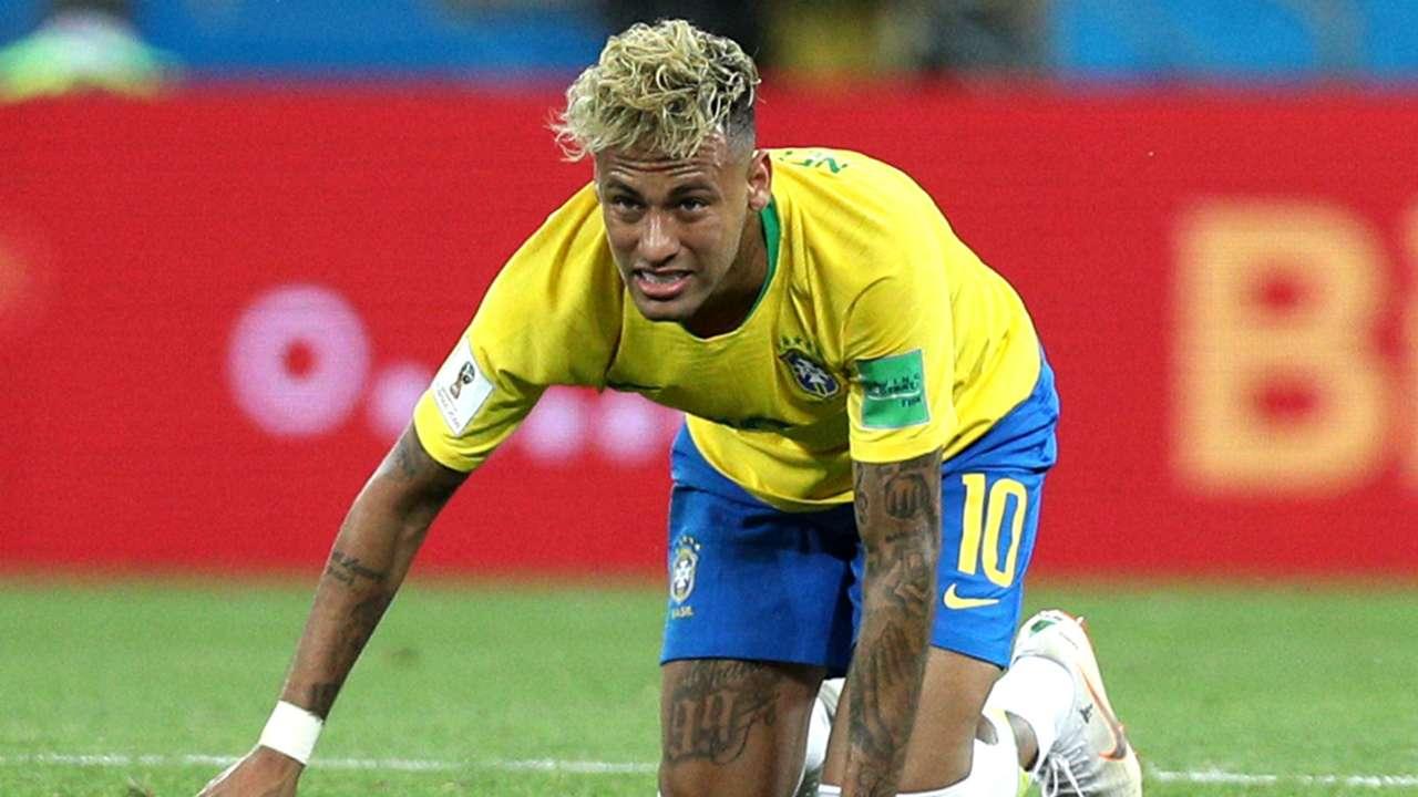 Neymar Brazil Switzerland World Cup 2018