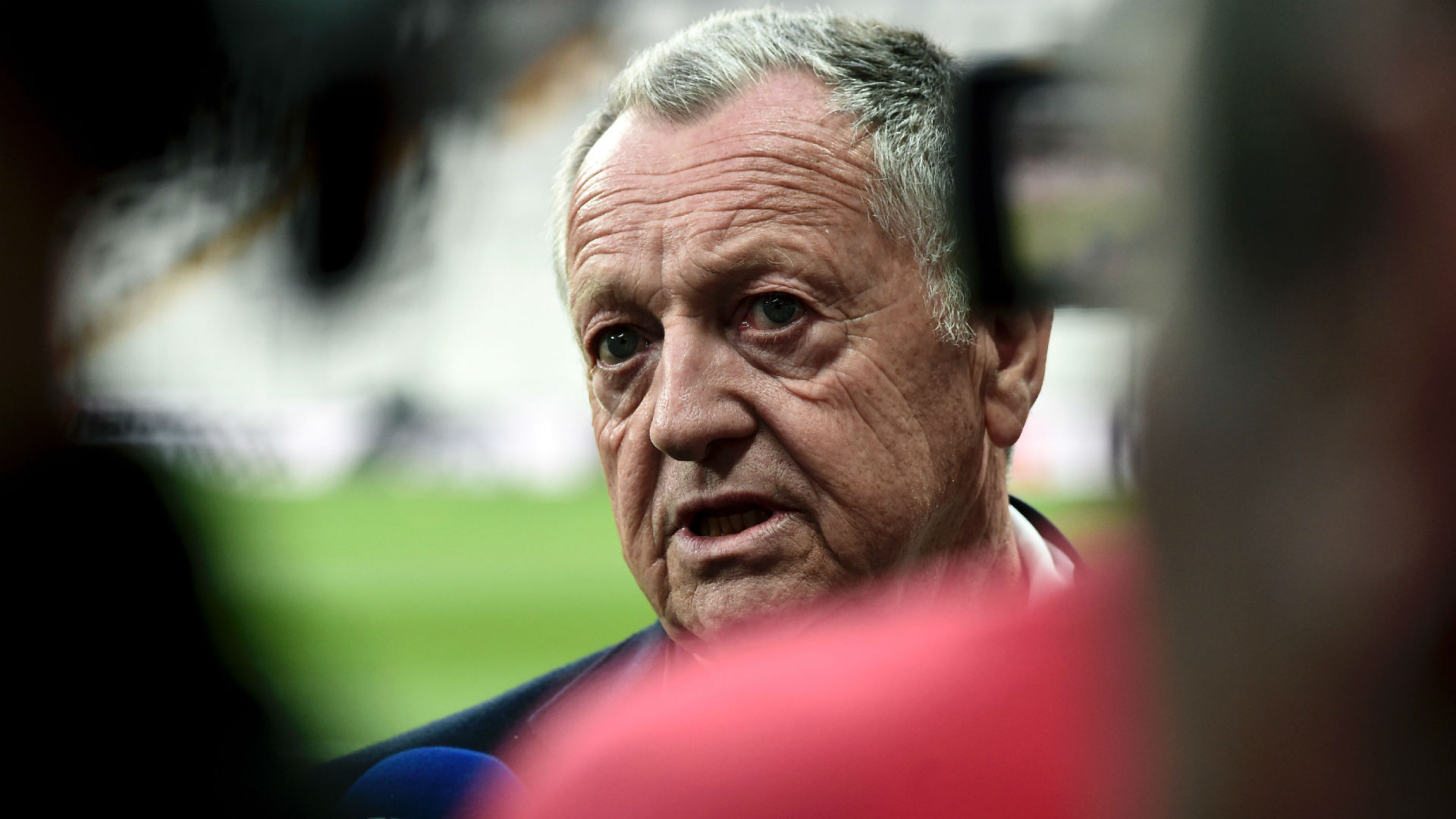 Lyon president Aulas writes letter to French government requesting Ligue 1 season be resumed