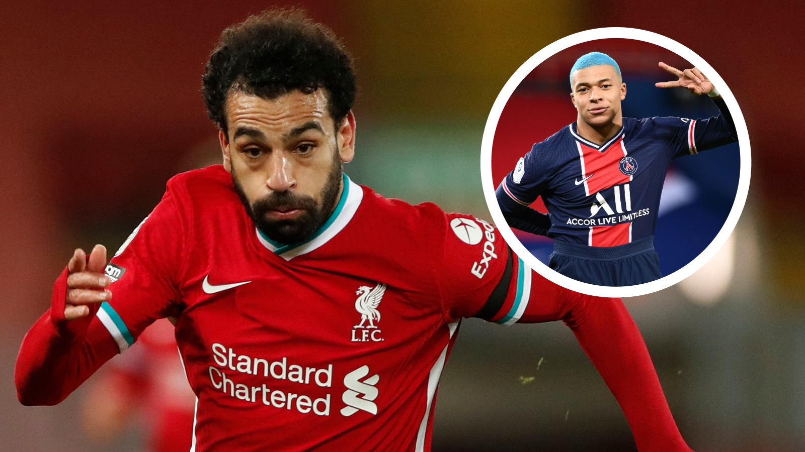 Liverpool need a superstar like Mbappe if Salah goes, says ex-Red Murphy