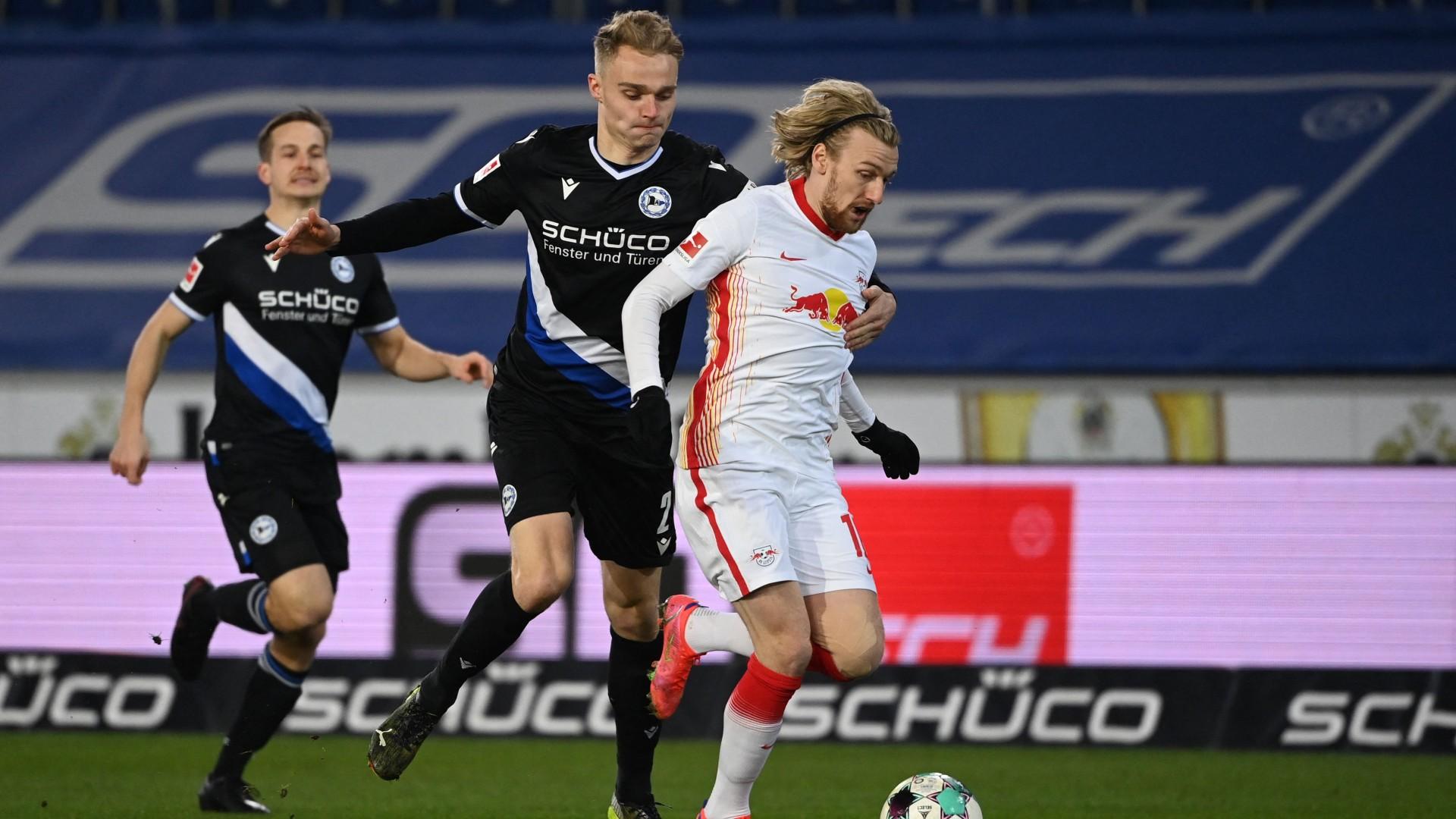 Arminia Bielefeld vs. RB Leipzig Spielbericht, 19.03.21, Bundesliga    Goal.com