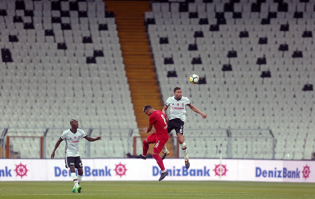 Dusko Tosic Besiktas Antalyaspor