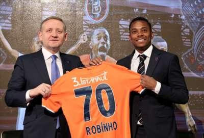 Robinho Basaksehir Transfer Press Conference