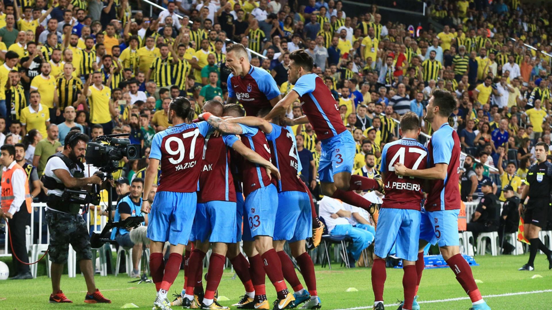 Fenerbahce Trabzonspor 08202017