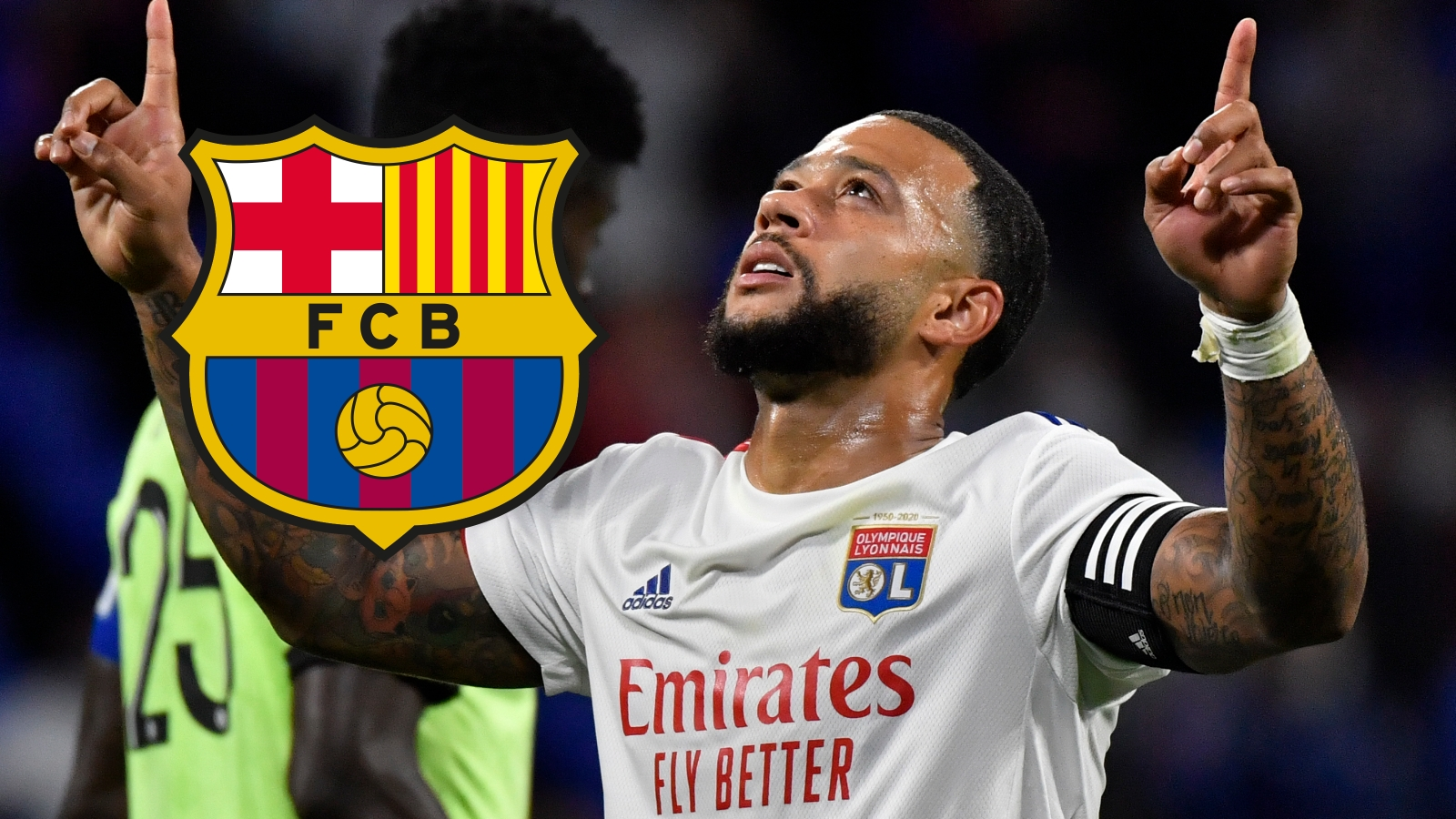 'Depay has talent, but he's not Messi or Ronaldo' - Van Gaal not certain Barcelona target would adapt to life at Camp Nou