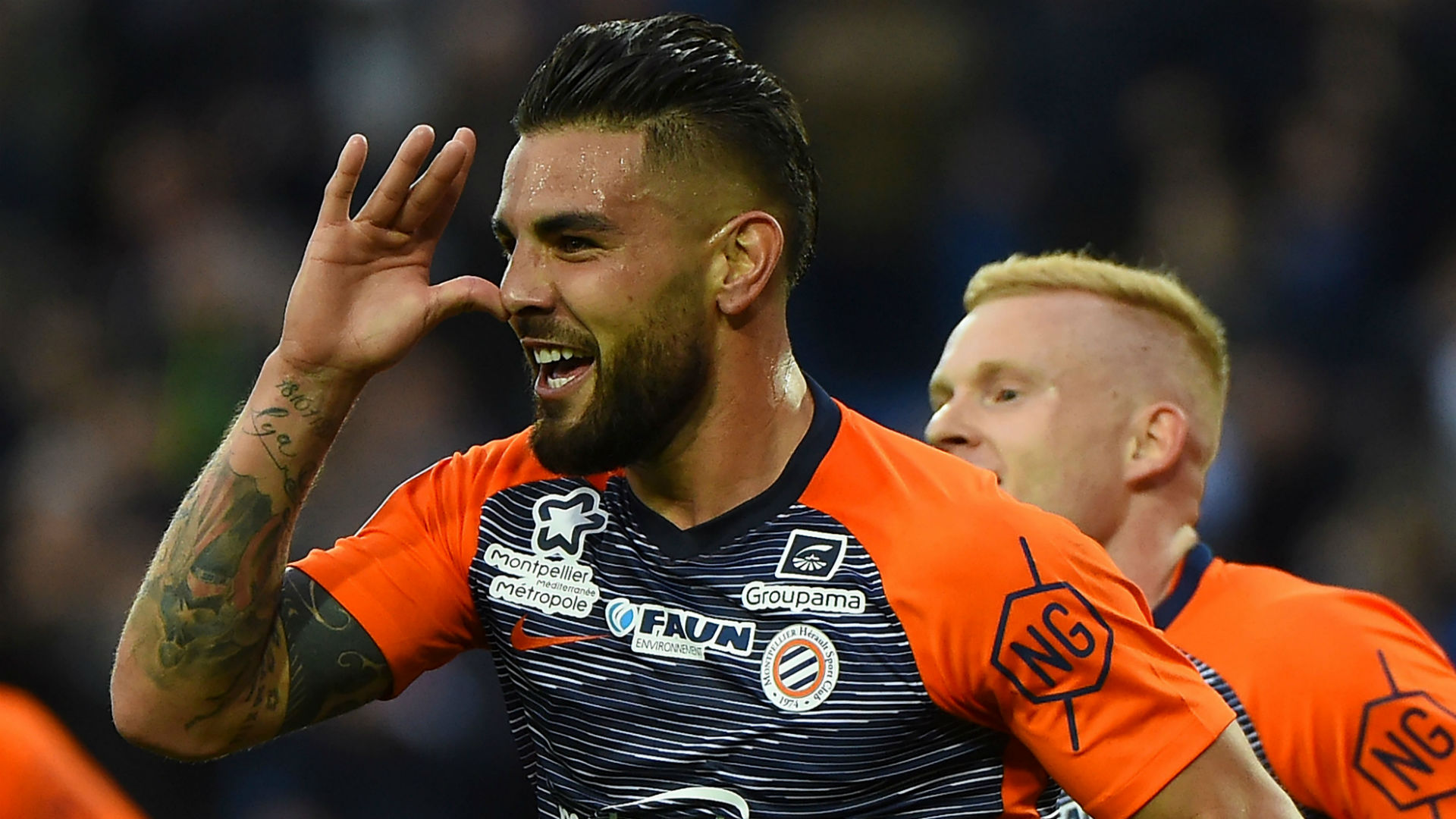 Not Mbappe, Montpellier's Delort remains fastest player in Ligue 1