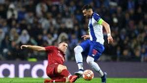 Porto Liverpool Héctor Herrera James Milner