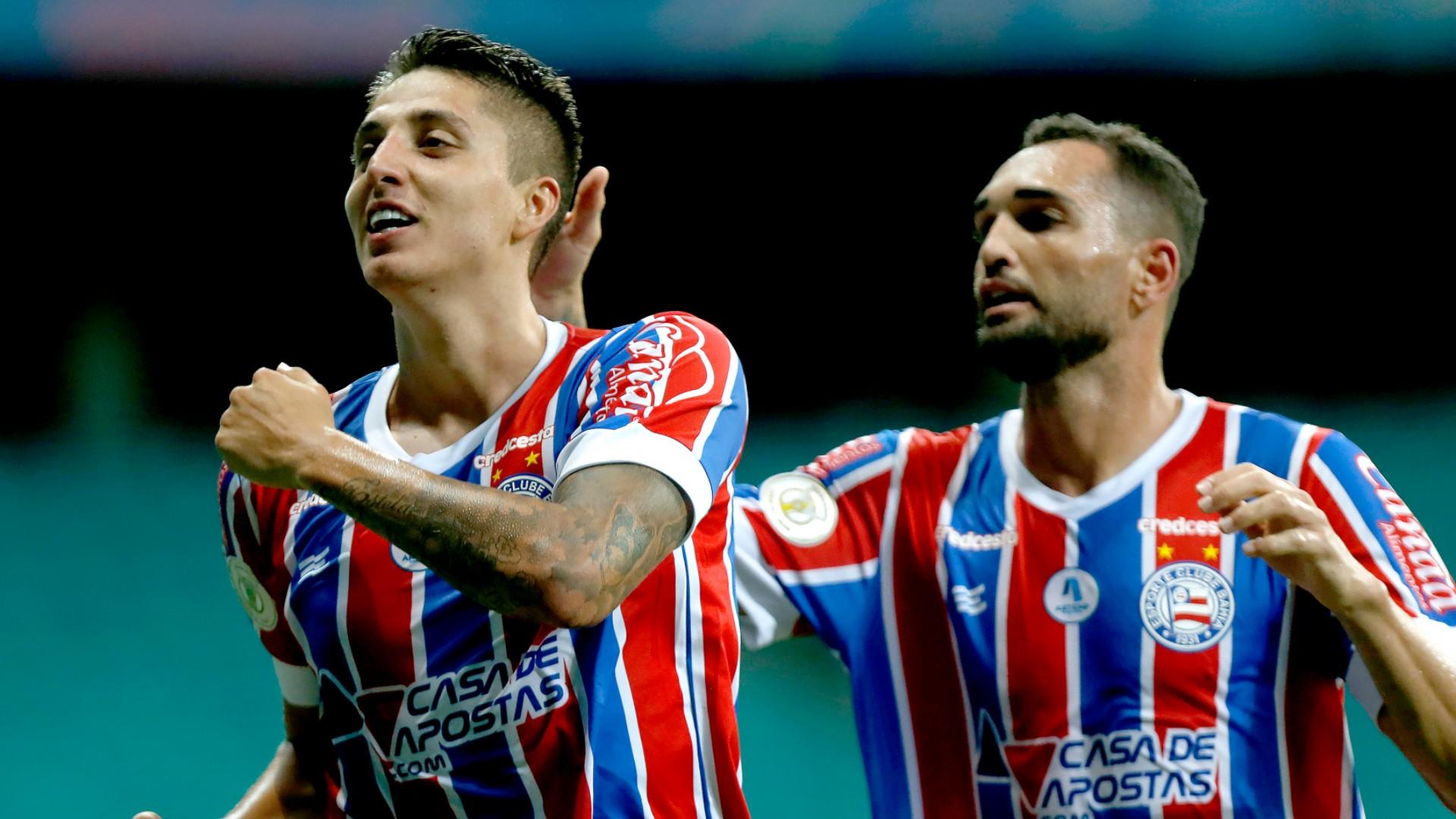 Bahia 2 x 1 Corinthians: Tricolor vence e deixa a zona de rebaixamento | Goal.com