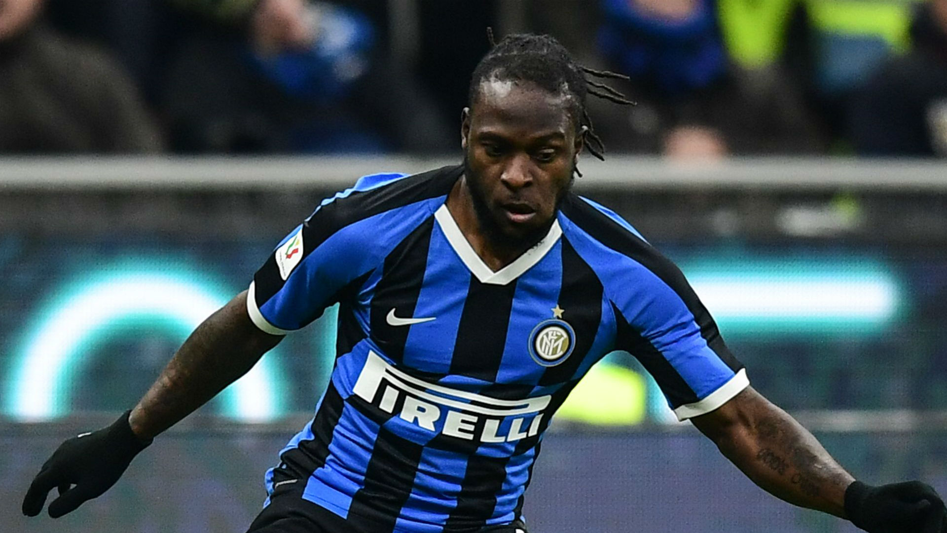 Victor Moses' Assist Shoots Inter To The Top Of The Serie A Table