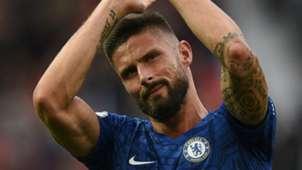 Olivier Giroud Chelsea 2019-20