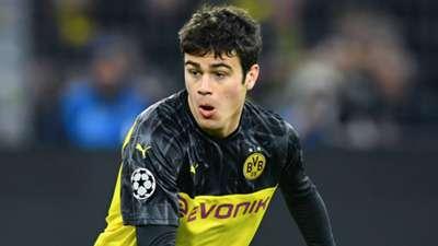 Gio Reyna Borussia Dortmund 2019-20