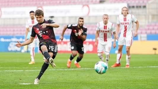 Bayern München gewinnt beim 1. FC Köln! Die Bundesliga im TICKER zum Nachlesen | Goal.com