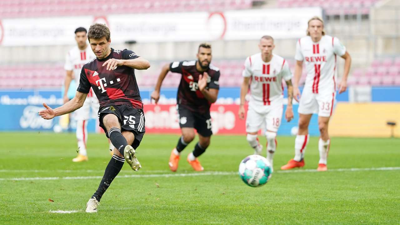 Köln Bayern 2021