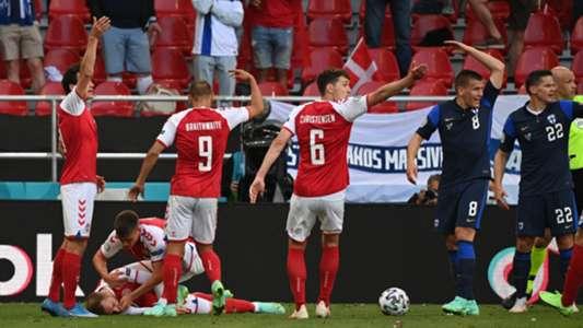 Martin Braithwaite revient sur le drame Eriksen | Goal.com