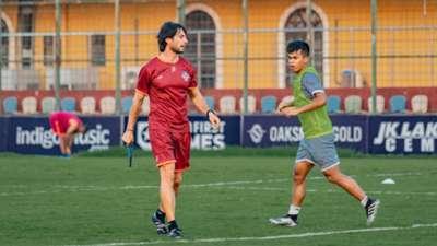 Juan Ferrando FC Goa