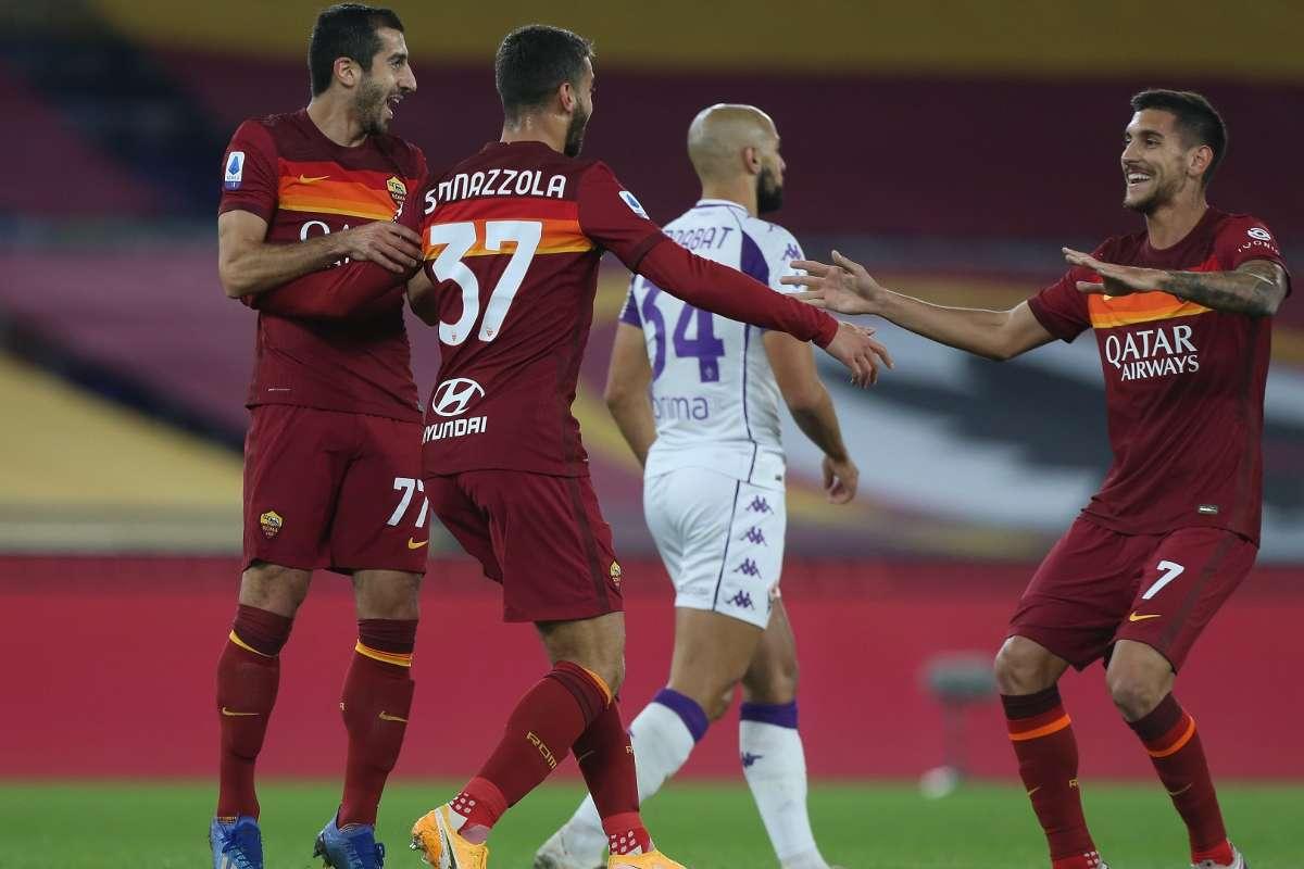 Fiorentina-Roma dove vederla: Sky o DAZN? Canale tv, diretta streaming,  formazioni della partita | Goal.com
